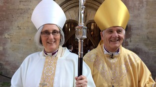 First female bishop consecrated in Wales
