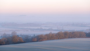 Freezing fog expected next week