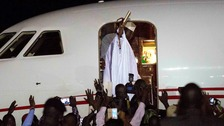 Yahya Jammeh is to go into exile in Equatorial Guinea