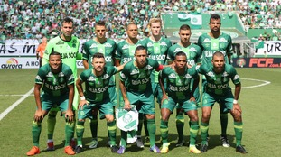 The new Chapecoense squad was assembled in just two months