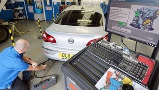 Vehicles must undergo an MOT every 12 months