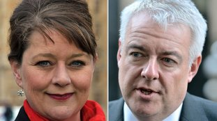 Carwyn Jones and Leanne Wood to present alternative Brexit plan