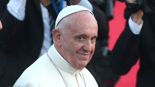 Pope cautions against rise in populism