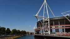 Wales want stadium roof closed for Six Nations