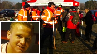 Drones and cadaver dogs involved in latest search for airman Corrie McKeague