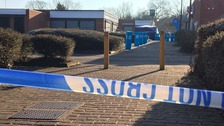Large police presence at scene of suspected Milton Keynes murder
