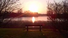 Caldecotte Lake, Milton Keynes.