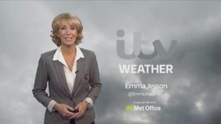 Sunday afternoon weather forecast