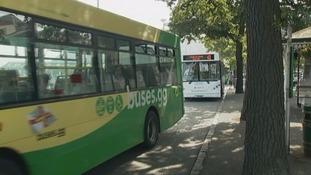 A Guernsey bus