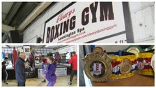 The owner of Cleary's Boxing Gym in Leamington Spa is looking for a new venue.