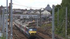 Greater Anglia train