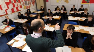 Thousands of budding teachers never make it into the classroom, according to new research.