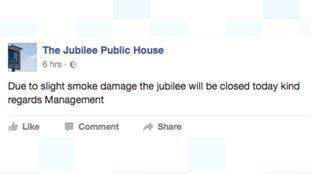 Jubilee Public House Facebook page.