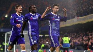Premier League match report: Chelsea 2-0 Hull City