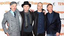 Stars hit orange carpet at T2 Trainspotting premiere