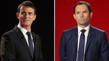 France's Socialist Party will choose Manuel Valls or Benoît Hamon as their presidential candidate next Sunday.