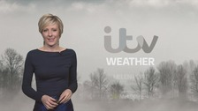 Wales Weather: Largely dry with fog slow to clear