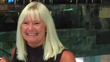 A still image of Donna Patko