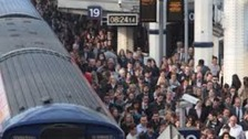 Major disruption at Waterloo Station