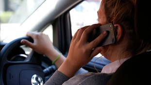 Police catch 40 drivers an hour using phones behind the wheel