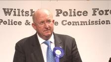Police & Crime Commissioner Angus Macpherson