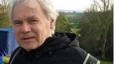 Alan Milburn went missing in November