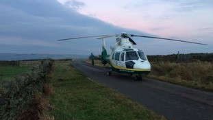 The Great North Air Ambulance Service