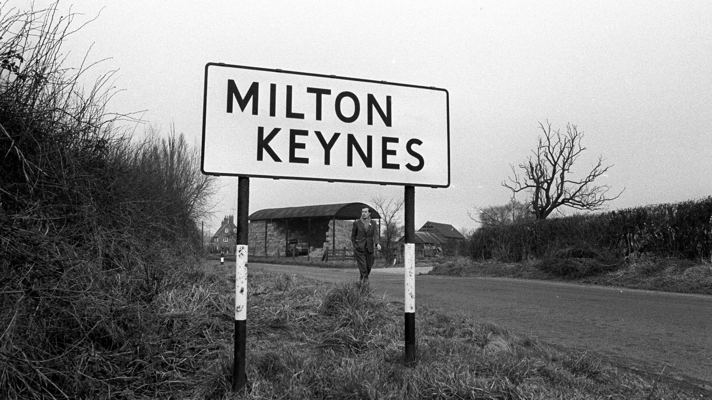 milton keynes at 50 ten facts about the 39 new town 39 you. Black Bedroom Furniture Sets. Home Design Ideas