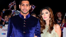 Amir Khan: 'Our marriage is brilliant'