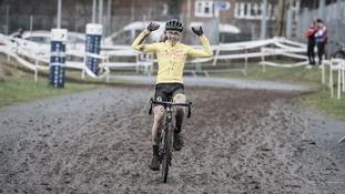 Derbyshire rider Charlie Craig