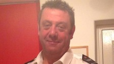 Prison Officer Nick Medlin died outside a pub in Ventnor