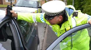 Humberside Police crackdown on drivers using mobiles