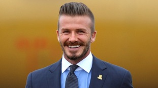 David Beckham could be set for a move Down Under.