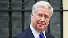 Michael Fallon will answer questions on Trident in the Commons