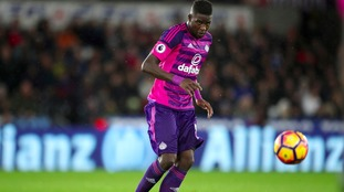Papy Djilobodji has until 6pm on Tuesday 24 January to reply to the charge