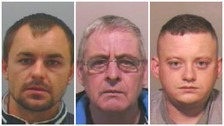 Jail for conmen who targeted vulnerable in the North East