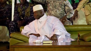 Unease in Equatorial Guinea over exiled Gambian leader Yahya Jammeh