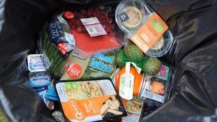 pic of food waste
