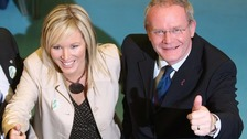 O'Neill replaces McGuinness as Sinn Fein leader at Stormont