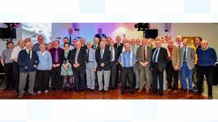 Great Central Railway salutes valiant volunteers