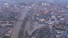 York floods 2015