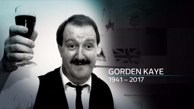 gorden kaye interview