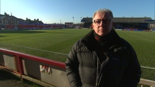 Julian Tagg, Exeter City chairman