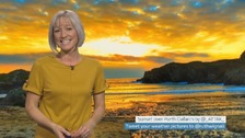 Wales Weather: Freezing fog and frost!