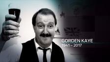 'Allo 'Allo! star Gorden Kaye dies age 75