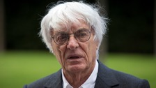 Bernie Ecclestone removed as boss of Formula 1