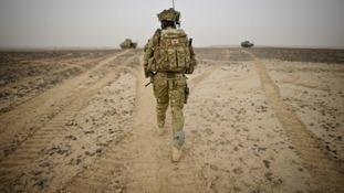 The Light Dragoons have returned home from Afghanistan after six months of active duty