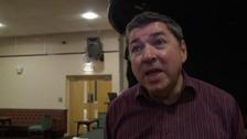 Sky Blues Supporters Trust Chairman Moz Baker