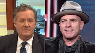 Ewan McGregor pulls out of Good Morning Britain interview in row with Piers Morgan