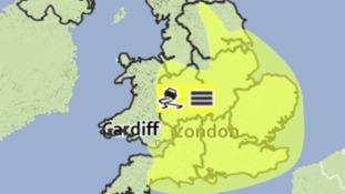 Fog warning extended